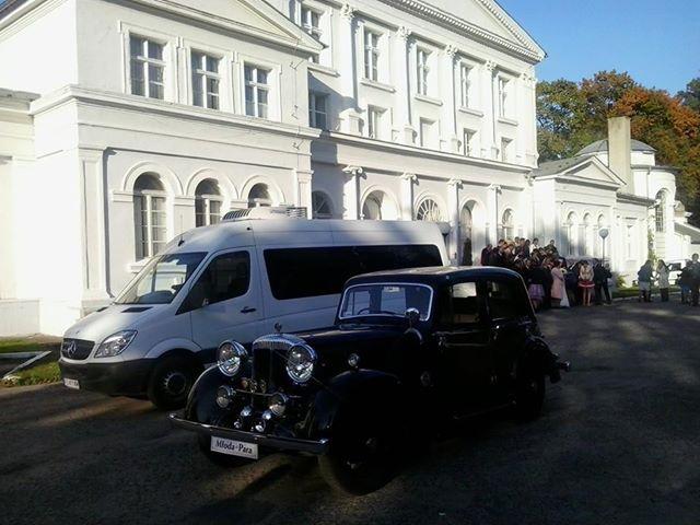 przewóz osób busem na wesela
