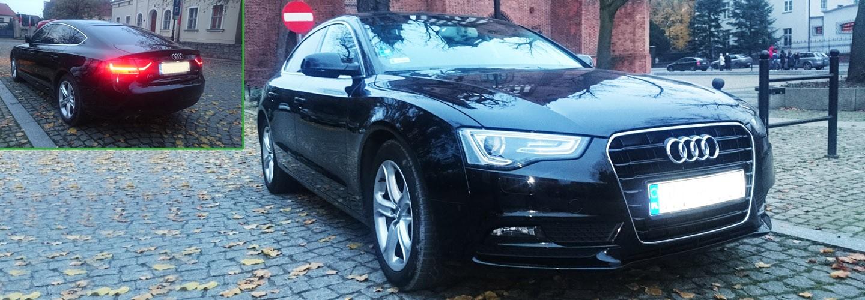 Audi A5 Sportback VIP